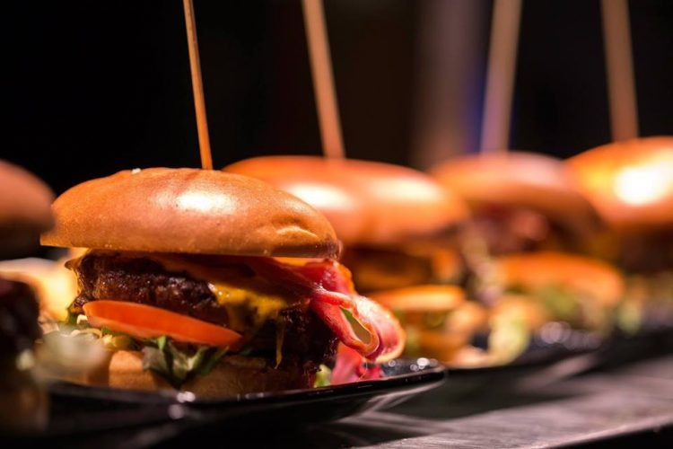 Burgers at Bryggeriet | Courtesy of Bryggeriet