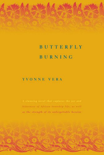 Butterfly burning © Farrar, Straus and Giroux