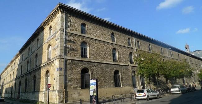 Entrepôt Lainé à Bordeaux | © Captaintapas/WikiCommons