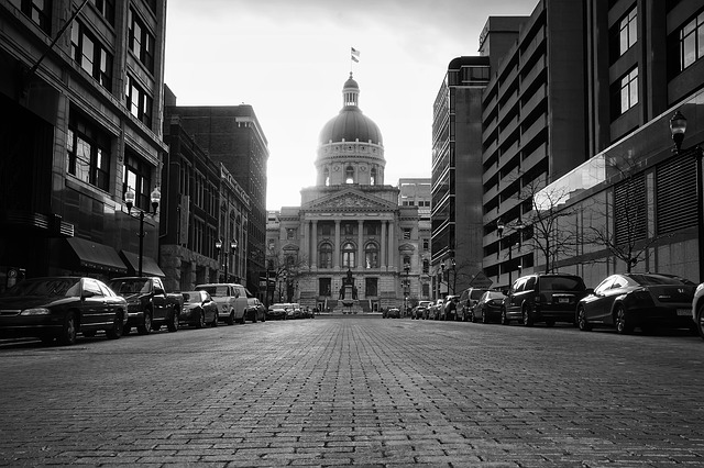 Capitol building, Indiana | © kshelton/Pixabay