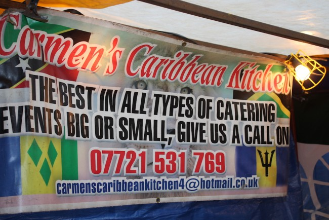 Carmen's Caribbean Kitchen | Courtesy Usha Rowan