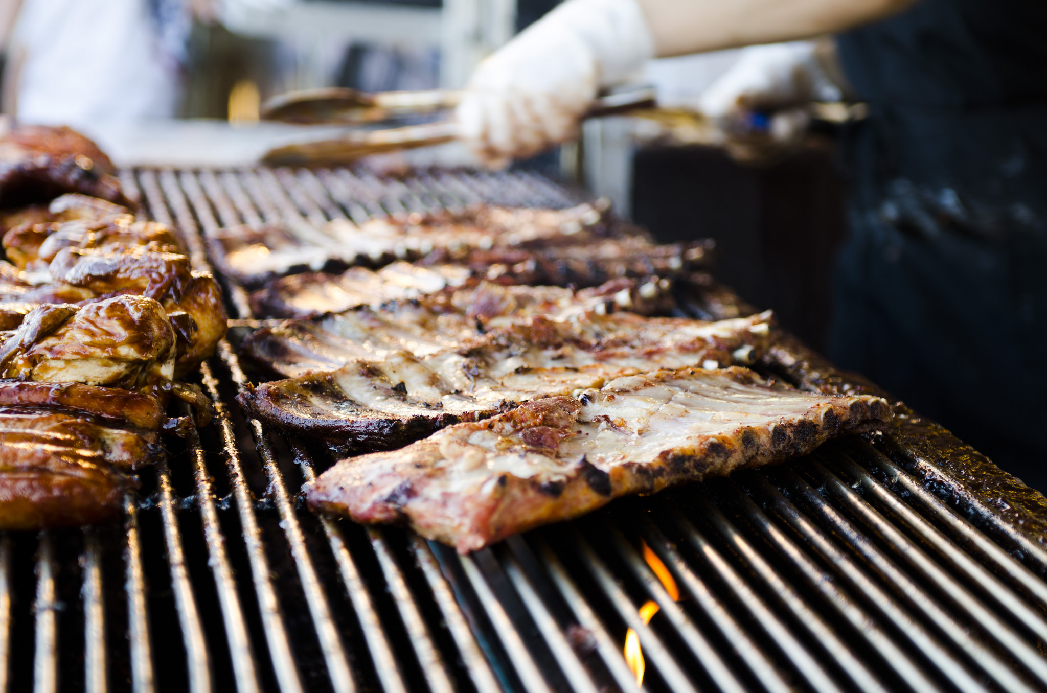 Meat Cravings, Ribs  © Boris Kasimov/Flickr