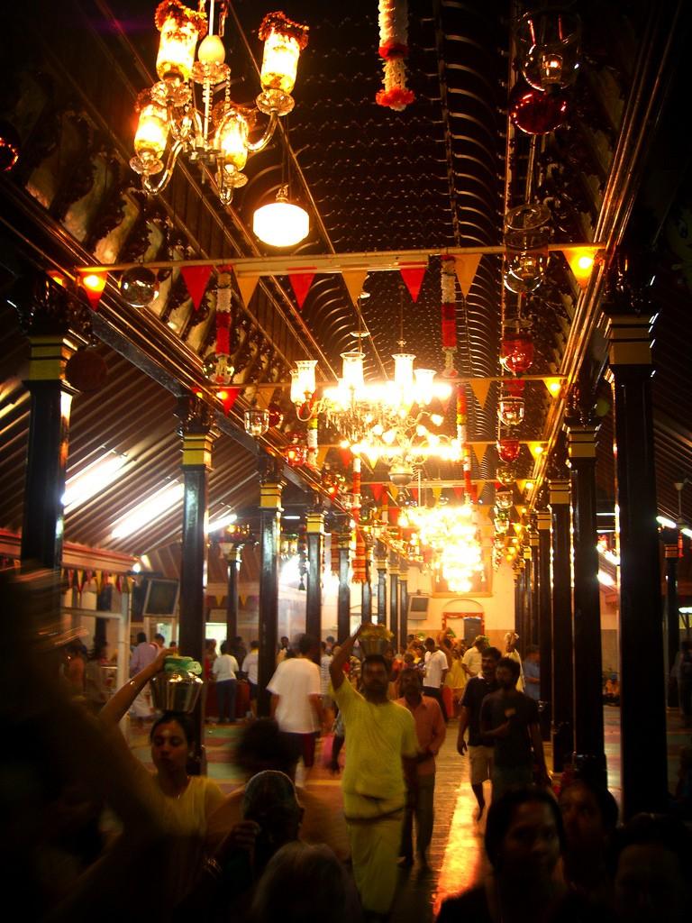 Nattukotai Chettiar Temple Penang|©Siow Jian Ming/Flickr