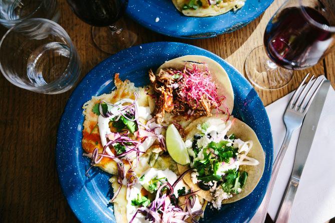 Chilangos Mexican Restaurant Belleville Menu