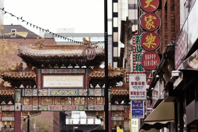 Chinatown | © Rachel Doherty/Flickr