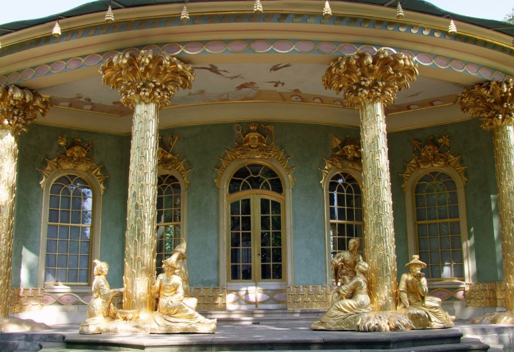Park Sanssoucis, Potsdam © Pixabay