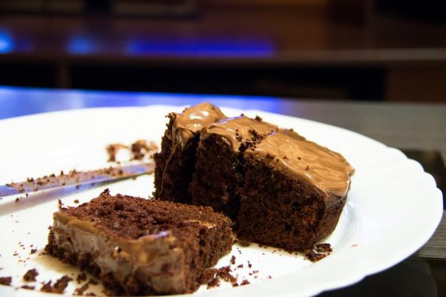 Chocolate cake | © Juanedc.com/Flickr