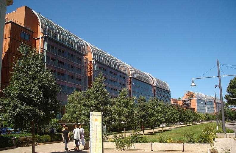 La Cité internationale de Lyon | © Gonedelyon/WikiCommons