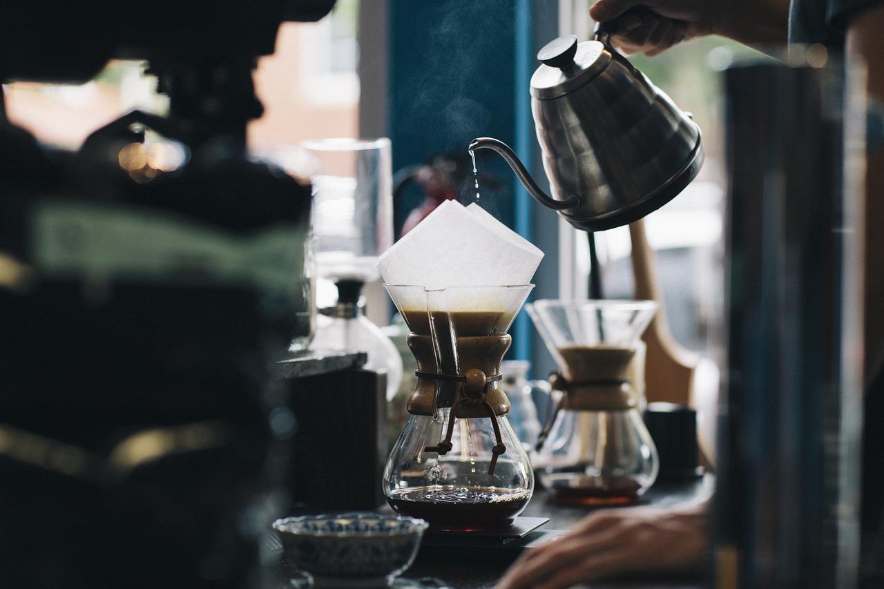 Coffee Brews| © Unsplash/Pixabay