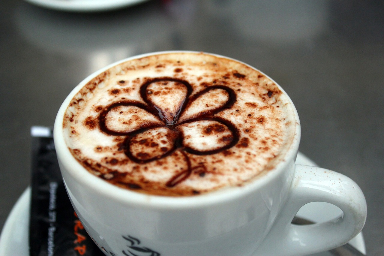 Cappuccino, Cafe| © PublicDomainPictures/Pixabay