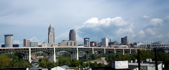 Cleveland, Ohio | © Erik Drost/Flickr