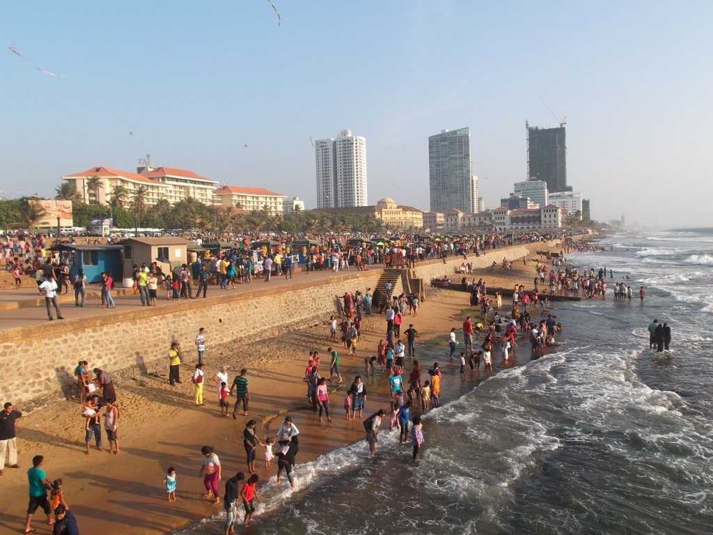 Kollupitiyah has transformed into one of Colombo's most commercially significant districts / Pixabay