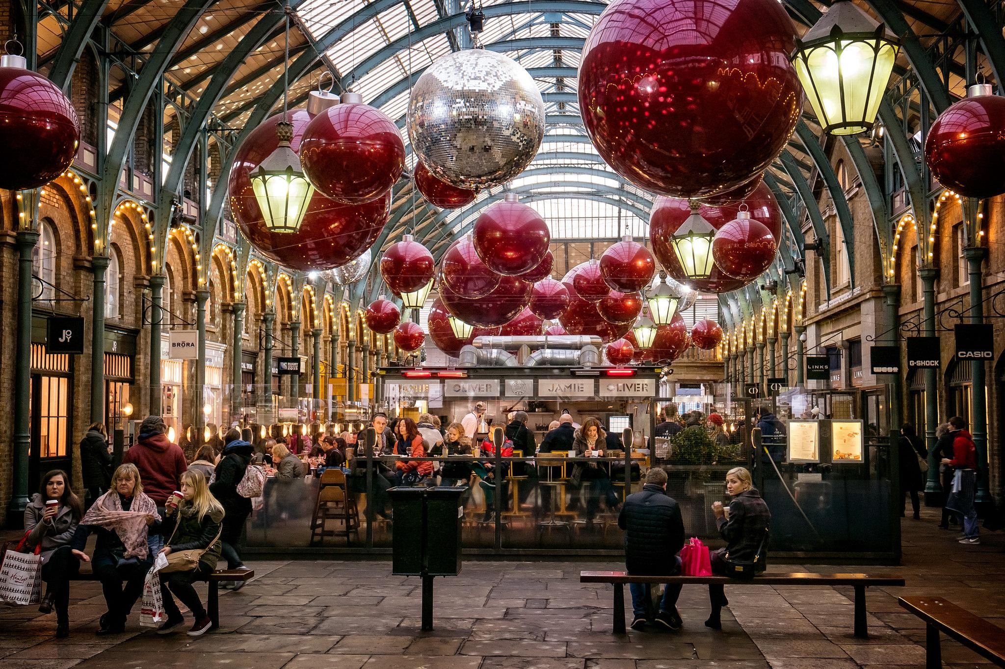 Warming Winter Pop Ups In London