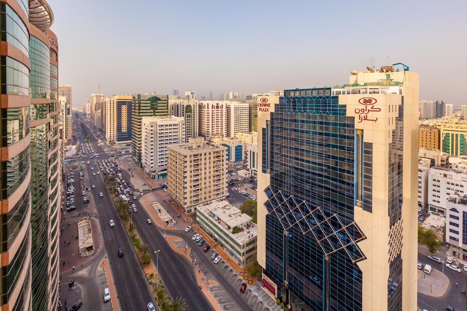 Courtesy of Crowne Plaza Abu Dhabi