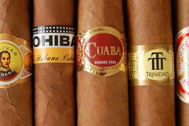Cuban Cigars | © Alex Brown/Flickr
