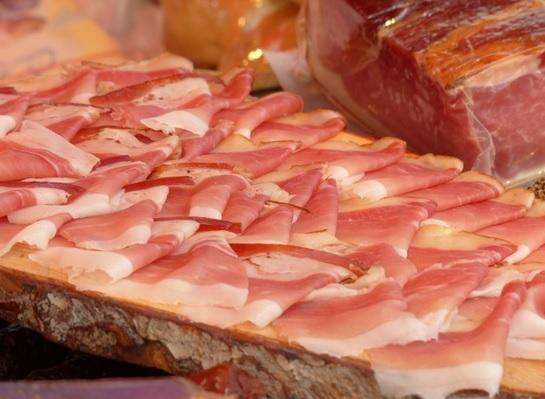 Smoked Ham | © Hans/Pixabay