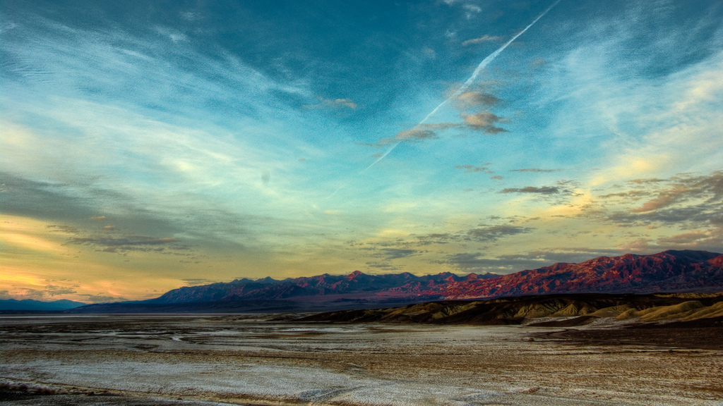 Death Valley | © Bryce Edwards/Flickr