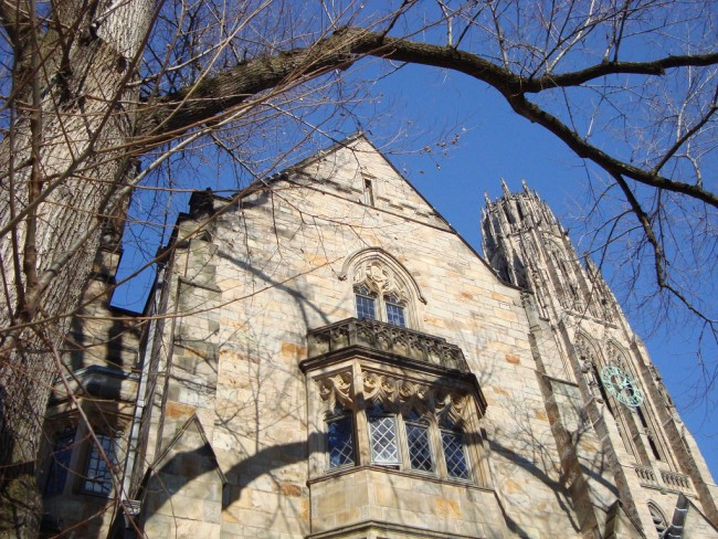 Yale University, Central Campus, New Haven, CT | © Adam Jones/Flickr