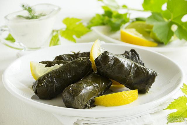 Greek dolmathes specialty | © Lesya Dolyk/Flickr