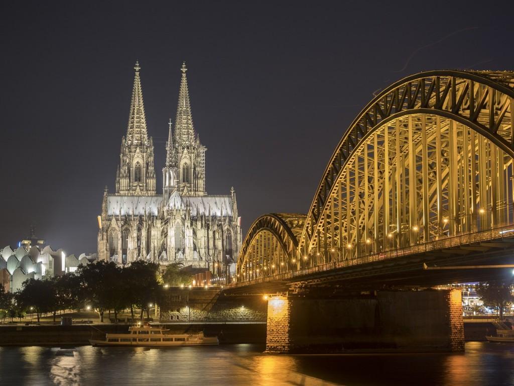 Cologne © Pixabay