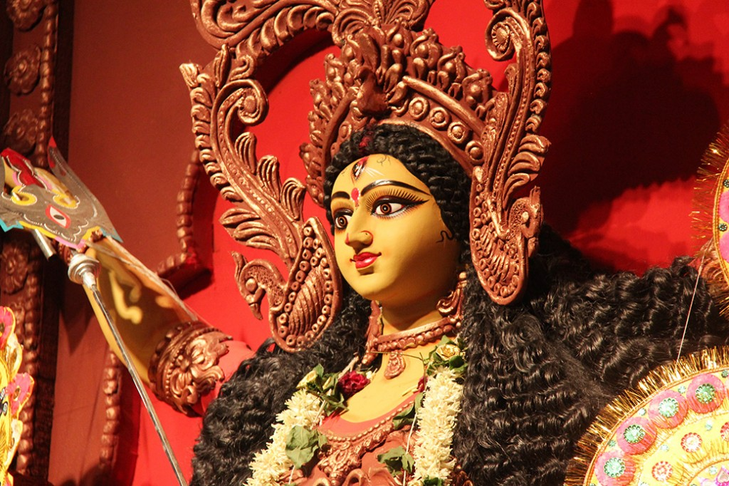 Durga Idol | © AKS.9955/Flickr