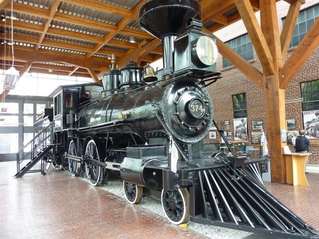 Engine 374| © Nils Öberg/Wiki Commons