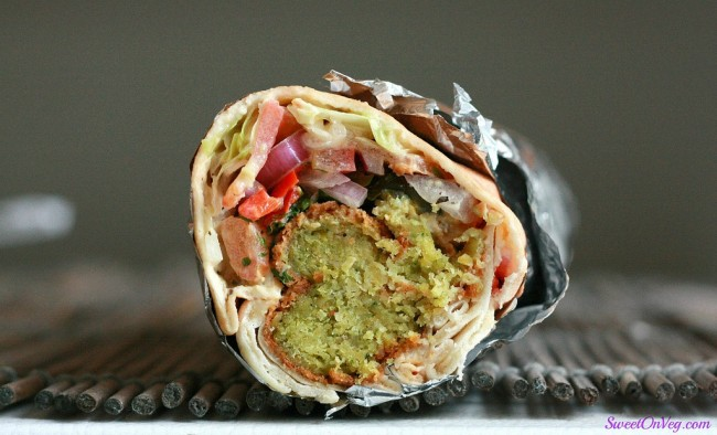 Falafel wrap | © Jennifer / Flickr