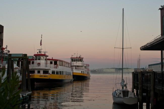 Portland Harbor | © Andrew Malone/Flickr