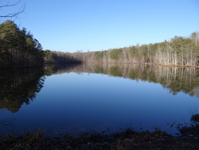 Madison County Nature Trail Lake | © Shannon McGee/Flickr