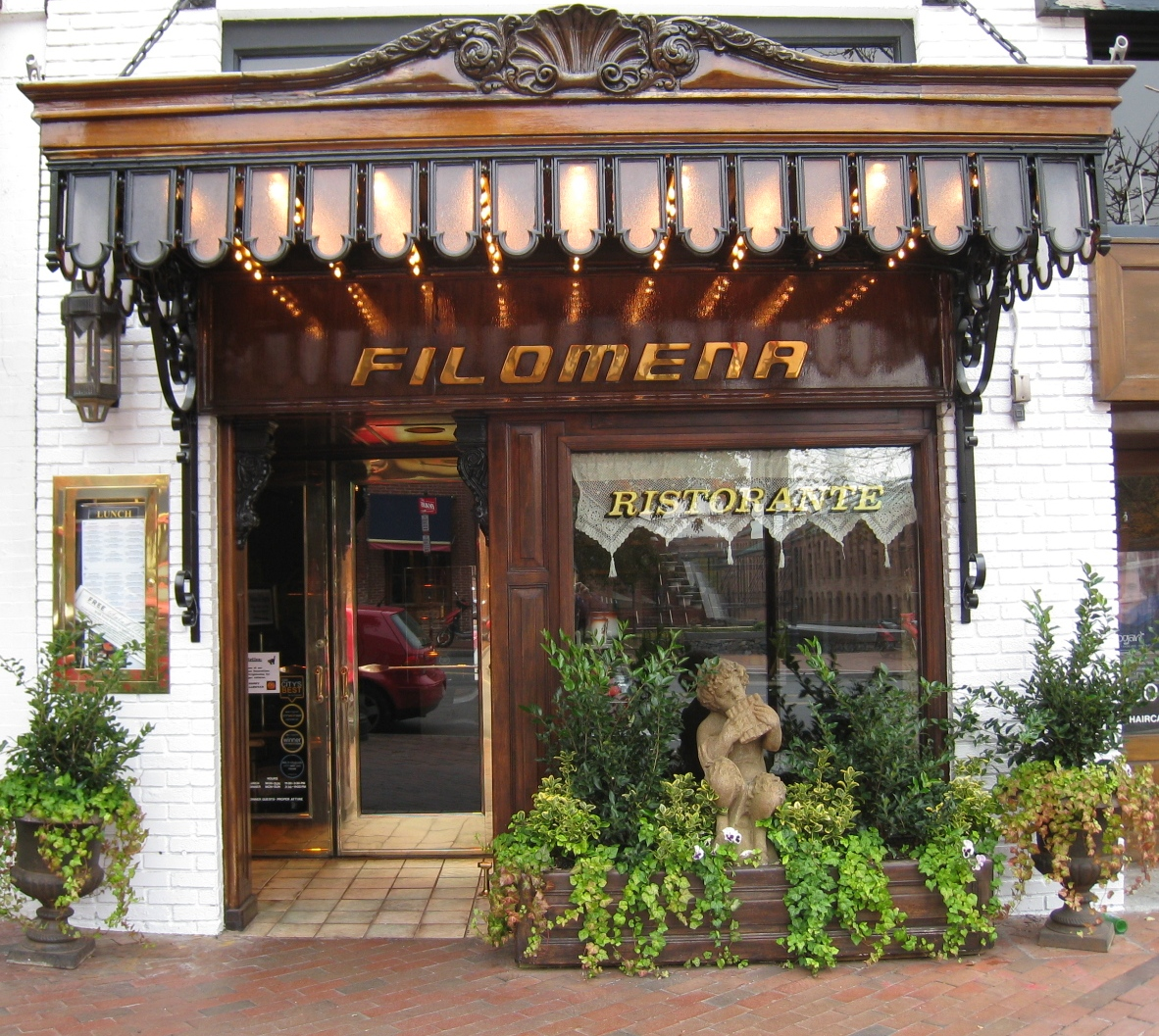 The 10 best restaurants in georgetown washington d c for American cuisine restaurants in dc