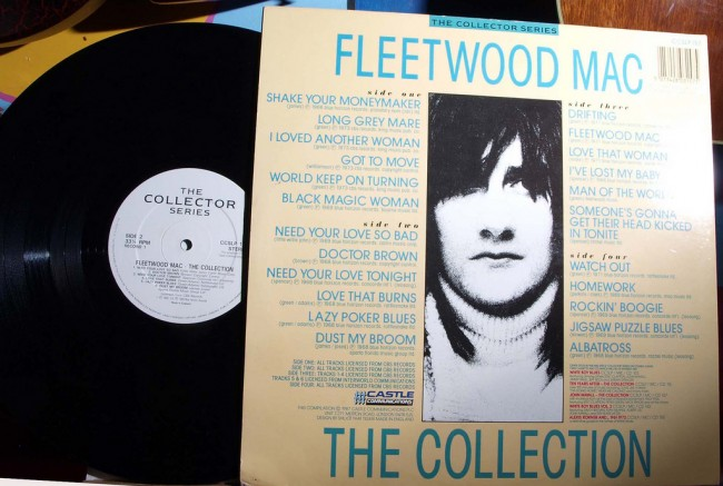 Fleetwood Mac, the collection | © steve/Flickr