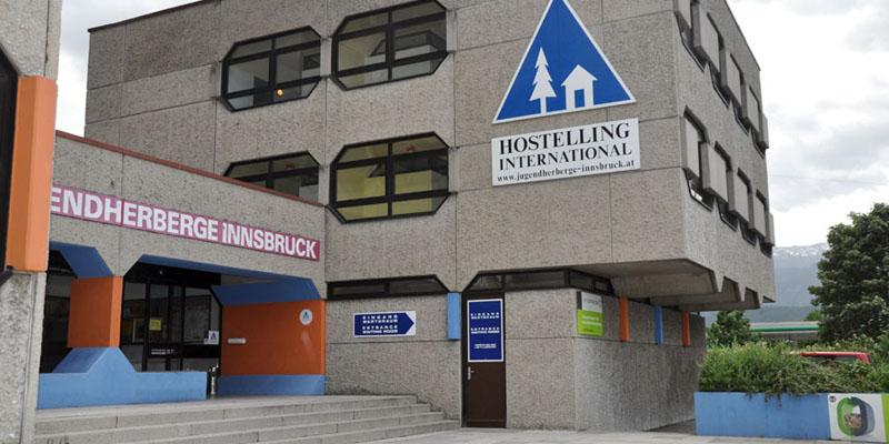 Jugendherberge Innsbruck youth hostel ©Jugendherberge Innsbruck youth hostel