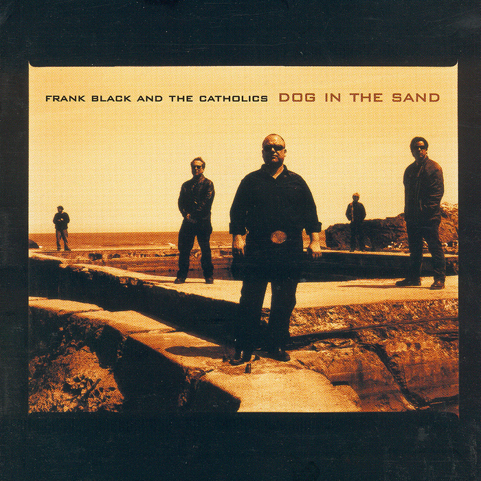 Dog in the Sand album © spinARt
