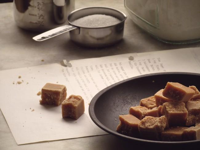 Fudge recipe | © Alexandra E Rust/Flickr