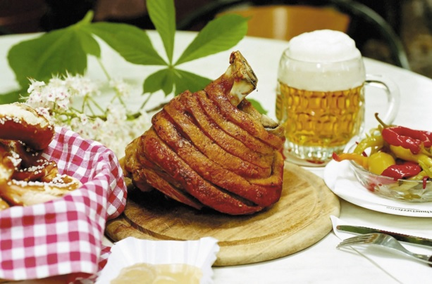German cuisine | © Clemens Pfeiffer/WikiCommons