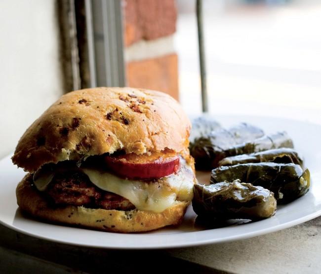 Gourmet burger | © Pixabay