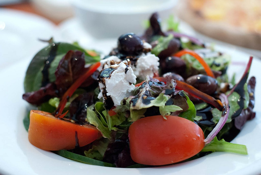 Greek Salad | ©Alfred Low/Flickr