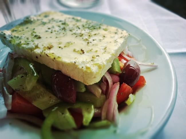 Greek Salad | © DIOBRLN/Pixabay