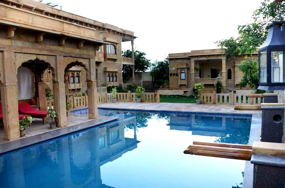 The Best Hotels To Stay At In Jaisalmer India