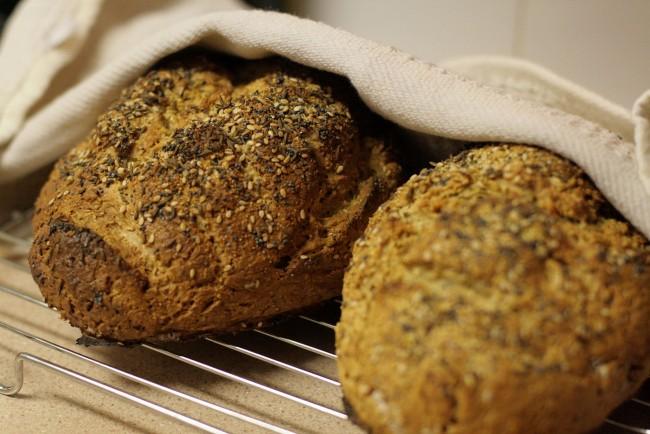 Homemade Bread | © Cara's Homemade Soda Bread/WikiCommons