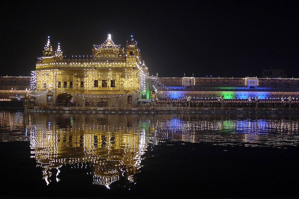 The Golden Temple | © Giridhar Appaji Nag Y/Wikimedia Commons