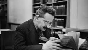 Walter Benjamin at work | Not Even Past