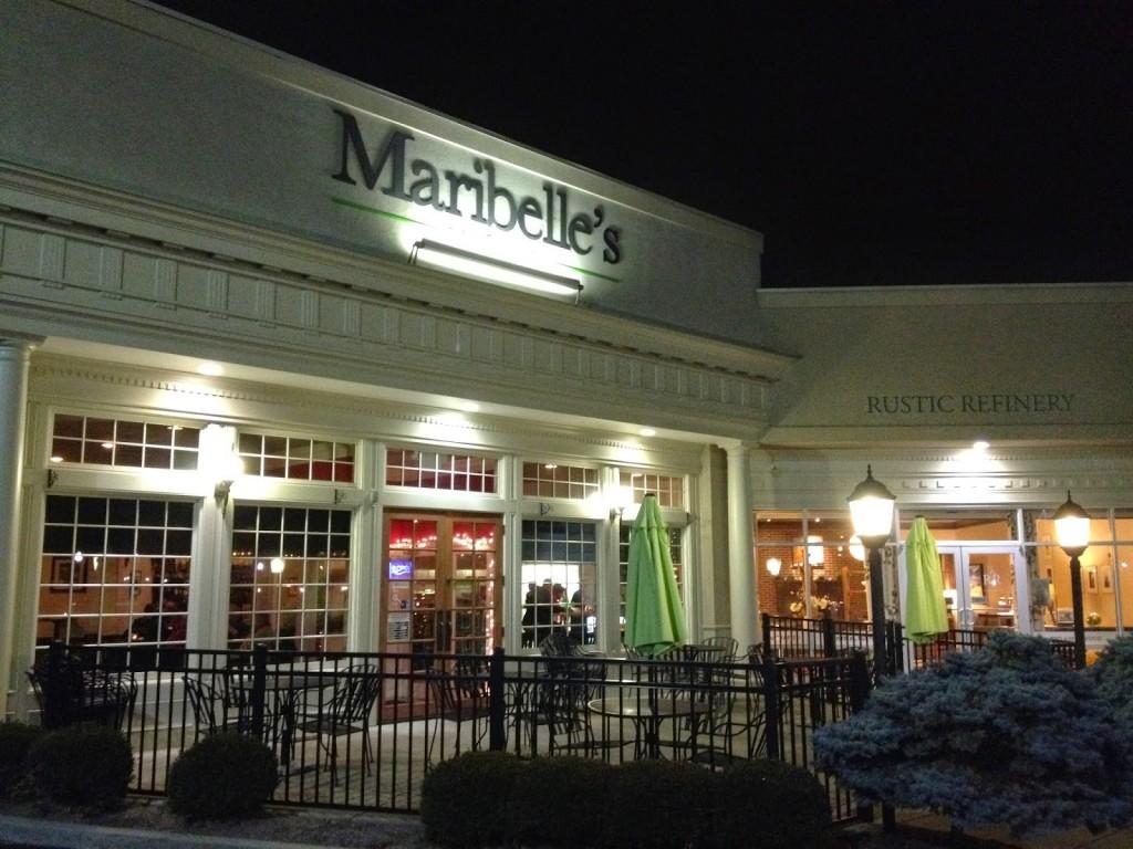 Maribelle's Eat + Drink ©entertaining views from cincinnati