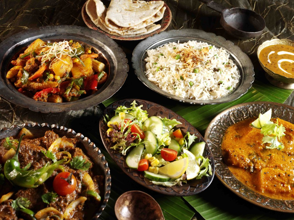 Indian Food | © Wikicommons