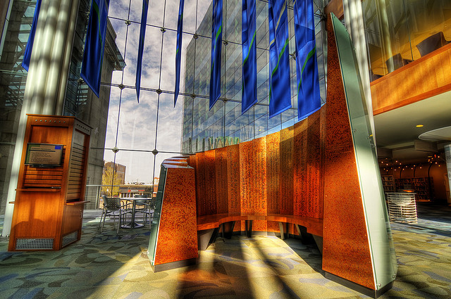 Indy Central Library | © Serge Melki/Flickr