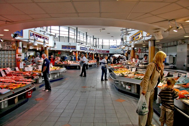 Bury Market | © Ingy the Wingy/Flickr