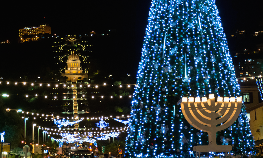 top places to celebrate christmas in the holy land israel