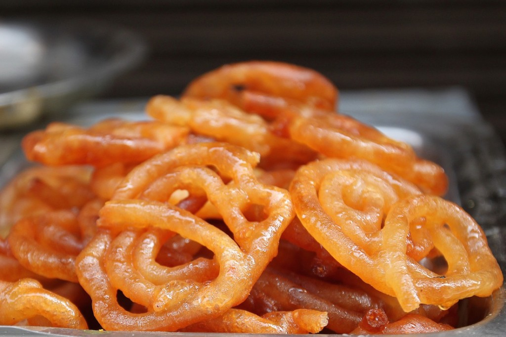 Go for the paneer tikka with kulcha, then try the jalebi / Pixabay