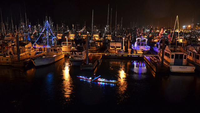 Kodak Harbor Lights | © James Brooks/Flickr