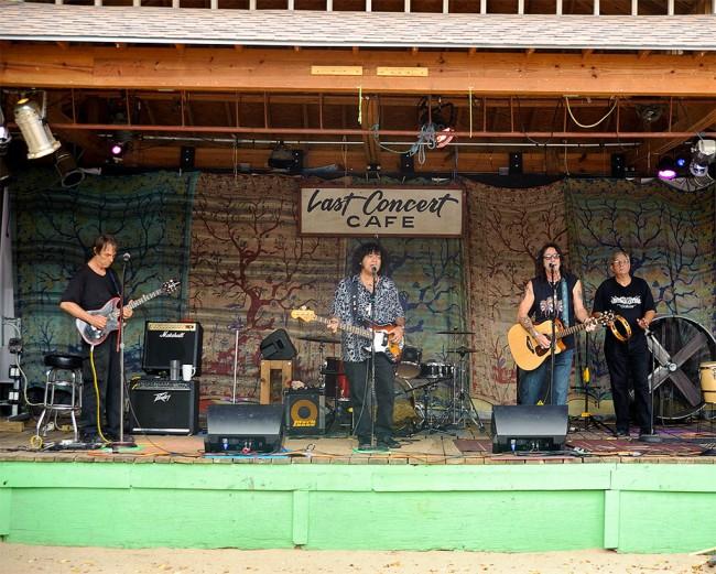 Last Concert Café | © Mike Fisher/Flickr